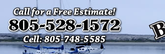 Call for a free estimate - (805)