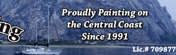 Proudly Painting on the Central Coast Since 1991